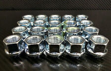 "20 OPEN END CHROME BULGE ACORN LUG NUTS | 12x1.5 | 3/4"" HEX 