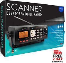 Whistler WS1065 Digital Base Desktop Mobile Scanner UHF/VHF Police Fire Skywarn
