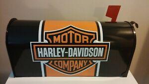 HARLEY DAVIDSON CUSTOM MAILBOX