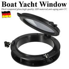 10'' Boots Yacht Bullauge Kabinen Luke Fenster Runde Öffnung Portlight 265mm