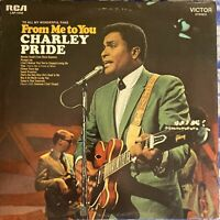 Charley Pride – From Me To You : 1971 Vinyl LP LSP 4468 VG+