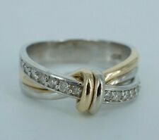Women's 14 K Gold Diamond Wedding Band!!!!!!!!