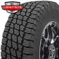 4 Nitto Terra Grappler AT Tires LT265/75R16 LT265/75R16 10 Ply E 123Q