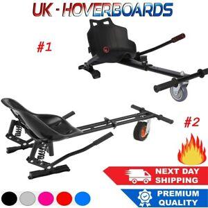 Official Monster Hoverkart Suspension Go Kart For Segway Swegway Hoverboard 2020