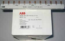 ABB Sammelschiene / Kammschiene  PS 3/12  pro M Compact geschlossen 10mm²