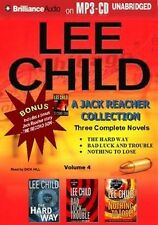 Lee CHILD / JACK REACHER Collection VOL_4  [ Audiobook ]