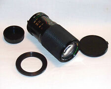 Sears #830825828 1:40 f=80-200mm Pentax K PK Mount SLR 35mm Camera Lens