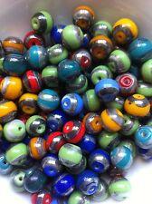 Glass lampwork beads- 25 No