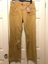 WOMENS 100% COTTON SLOUCH TROUSERS JEANS SIZE 12  BNWT
