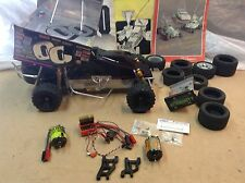 VINTAGE RC10 SPRINT CAR SET UP WITH EXTRA'S!!
