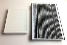 Aktivkohlefilter + Innenraumfilter Heckklima V-KLASSE VITO W447 Made in Germany
