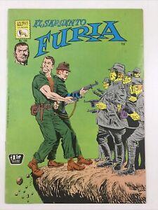 1972 SPANISH COMICS EL SARGENTO FURIA #144 SGT NICK FURY LA PRENSA MEXICO