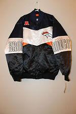 New NFL Denver Broncos polyester jacket men's XL