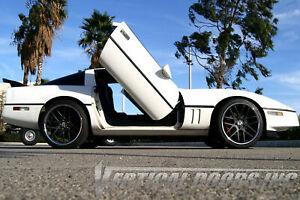 Vertical Doors - Vertical Lambo Door Kit For Chevrolet Corvette C-4 1984-96