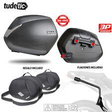 SHAD Kit fijaciones 3P system y maletas laterales + bolsas internas regalo SH36
