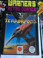 Zx Spectrum Sinclair Terrorpods New Boxed Cassette Retro Game #retrogaming
