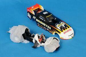 Jim Dunn Racing 50th Anniversary Mooneyes Funny Car Diecast Al Hofmann NHRA 1:24