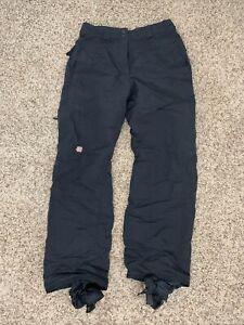 Columbia Convert Woman's Size S Black Snowboard Pants