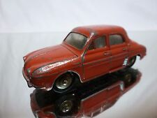DINKY TOYS 24E RENAULT DAUPHINE - RED 1:43 - GOOD CONDITION