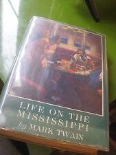 Life on the Mississippi  Mark Twain  New York: Grosset & Dunlap (1917)