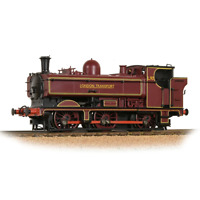 Bachmann 32-217A OO Gauge GWR Class 57xx 0-6-0 Pannier Tank L92 London Transport