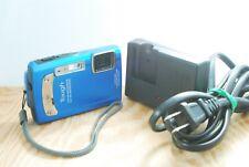 Olympus Tough TG-320 Digital Camera - Shockproof, Waterproof, 14MP, 8GB Card