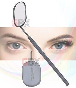 Eyelash Extension Mirror for Lash Tech Applicaton Size: (45 X 30 mm Dia) UK Sell
