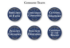 Stormcast Tokens - Spells, Traits & Artefacts Warhammer Age Sigmar 2nd Edition