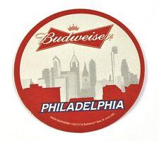 Budweiser Philadelphia USA Beer Bier Bierdeckel Untersetzer Coaster