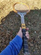 Wilson - Jimmy Connors Champ WOODEN Tennis Racquet