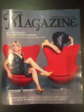 THE TIMES MAGAZINE NEW RACHEL JOHNSON COVER 13th OCTOBER 2018 BIG BROTHER