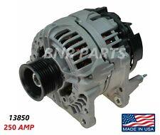 250 AMP 13850 Alternator Volkswagen Beetle Golf Jetta High Output Performance HD