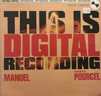 MANUEL  / FRANCK POURCEL - This Is Digital Recording - Ex LP Record EMI THIS 1