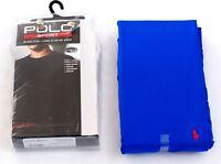 Polo Sport Ralph Lauren Blue Long Sleeve Crew Baselayer Shirt Men's NWT