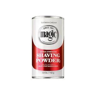 Magic Shaving Powder Extra Strength 5 oz
