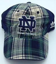NCAA Notre Dame Fighting Irish Adidas Adult Adjustable Cap Hat Beanie NEW!