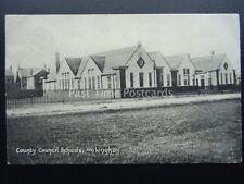 Berkshire WOKINGHAM County Coucil School c1906 Postcard by W.J. Gotelee