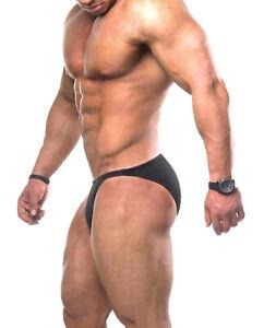 Jed North Men's Pro Cut Bodybuilding Bodybuilder Posing Trunks NWT Size Large
