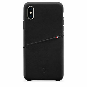 Decoded Leather Snap-On Case for iPhone XS RRP 39.95