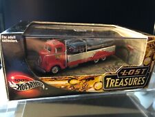 Lost Treasures ~ HOT WHEELS 100% Limited Edition 1/64 scale  53540