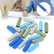 20Pcs Pencil Grip Hand Writing Correction Aid Pen Posture Hold Help Kid Children