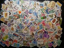 More details for quality packet of 500 different used~united states~usa~stamps~collection~uk
