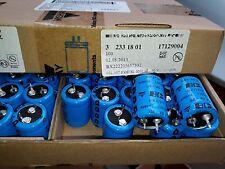 10PC NEW 3300UF 40V BC VISHAY 056 HI END LONG LIFE CAPS FOR AUDIO NAIM NAP180 !