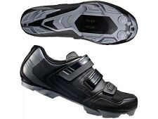 Shimano SH-XC31 Mountain Bike MTB XC Off Road Shoes Black - 48 (US 12.3)
