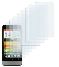 8 x Schutzfolie HTC One V Klar Folie Clear Displayschutzfolie Screen Protector