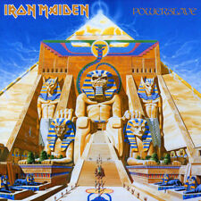 Iron Maiden-Powerslave Vinyl LP Sticker or Magnet