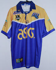PARRAMATTA EELS 2001 SIGNED NATHAN CAYLESS ASICS JERSEY SIZE: LARGE