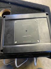 Kenwood Excelon Xr-1S Mono Subwoofer Amplifier 600W Rms x 1 at 4 ohms