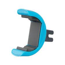 Soportes soporte de coche azul para teléfonos móviles y PDAs Universal