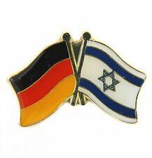 Freundschaftspin Israel Anstecker Pin Flagge Fahne